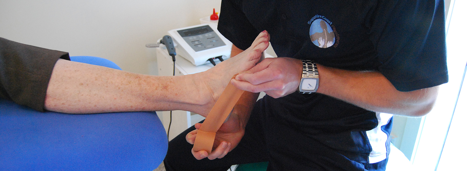 Ski Fit Assessment Ankle Strapping